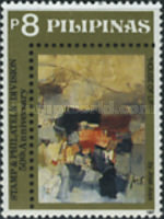 [The 50th Anniversary of Stamp and Philatelic Division - Modern Art, Typ GAI]
