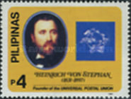 [The 100th Anniversary of the Death of Heinrich von Stephan (Founder of U.P.U.), 1831-1897, Typ GAK]