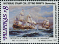 [Stamp Collecting Month - Paintings, Typ GAR]