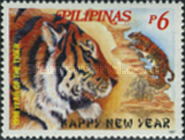 [Chinese New Year - Year of the Tiger, Typ GBB]