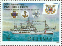 [The 50th Anniversary of Philippine Maritime Institute, Typ GCL]