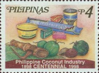 [The 100th Anniversary of Philippine Coconut Industry, Typ GFC]