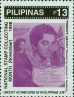 [National Stamp Collecting Month - Film Posters, Typ GGQ]