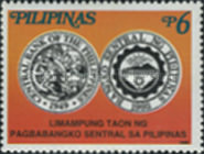 [The 50th Anniversary of Central Bank of the Philippines, Typ GHP]