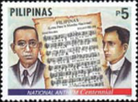 [The 100th Anniversary of National Anthem, Typ GJX]