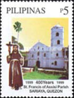 [The 400th Anniversary of St. Francis of Assisi Parish, Sariaya, Quezon, Typ GJY]