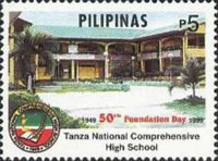 [The 50th Anniversary of Tanza National High School, Typ GKH]