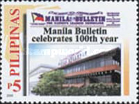 [The 100th Anniversary of the Manila Bulletin (Newspaper), type GLO]