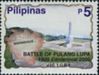 [The 100th Anniversary of Battle of Cagayan de Oro, Paye, Pulang Lupa and Mabitac, type GMW]