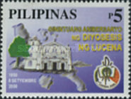 [The 50th Anniversary of Lucena Diocese, Typ GNY]
