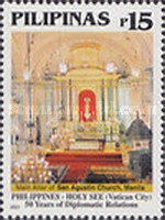 [The 50th Anniversary of Diplomatic Relations with Vatican City, Typ GOT]