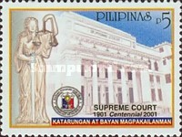 [The 100th Anniversary of Supreme Court, Typ GPH]