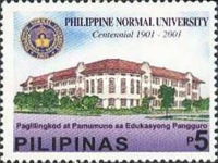 [The 100th Anniversary of Philippine Normal University, Typ GPJ]