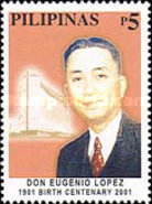 [The 100th Anniversary of the Birth of Eugenio H. Lopez, 1901-1975, Typ GPK]