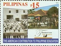[The 100th Anniversary of Arrival of American Teachers, type GPW]