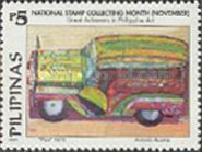 [National Stamp Collecting Month - Art, Typ GQT]