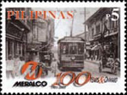[The 100th Anniversary of Meralco (Electric Tram Company), Typ GTU]