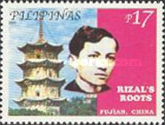 [Jose Rizal (Writer and Reformer) Commemoration, Typ GVB]