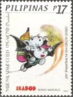 [National Stamp Collecting Month - Cartoon Characters, Typ GXD]