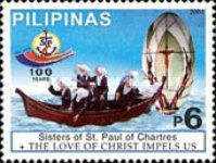 [The 100th Anniversary of Sisters of St. Paul of Chartres, Typ GYB]