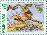 [National Stamp Collecting Month, Typ HCK]