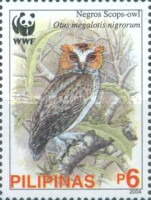 [World Wildlife Fund - Owls, Typ HCS]