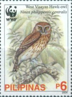 [World Wildlife Fund - Owls, Typ HCT]