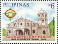 [The 400th Anniversary of the San Bartolome Parish, Typ HIE]