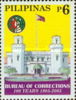 [The 100th Anniversary of the Bureau of Corrections, Typ HJN]