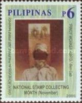[National Stamp Collection Month, Typ HLB]