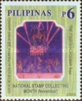 [National Stamp Collection Month, Typ HLC]