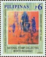 [National Stamp Collection Month, Typ HLD]