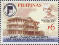 [The 100th Anniversary of the Mary Johnson Hospital, Typ HMD]