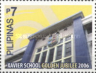 [The 50th Anniversary of the Xavier School, Typ HNB]