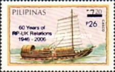 [The 60th Anniversary of Diplomatic Relations with the United Kingdom, Typ HNU]