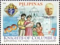 [The 100th Anniversary of the Knights of Columbus, Typ HNV]