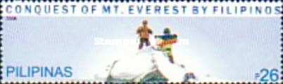[Conquest of Mount Everest by Fhilipinos, Typ HPD]