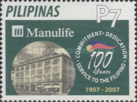 [The 100th Anniversary of Manulife, Typ HQB]