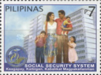 [The 50th Anniversary of the Social Security System, Typ HTJ]