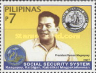 [The 50th Anniversary of the Social Security System, Typ HTK]