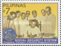 [The 50th Anniversary of the Social Security System, Typ HTL]