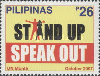 [United Nations Month, Typ HTU]
