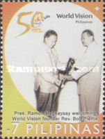 [The 50th Anniversary of the WVDFP - World Vision Development Poundation of the Philippines, Typ HUX]
