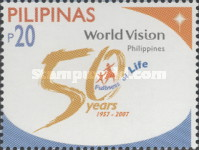 [The 50th Anniversary of the WVDFP - World Vision Development Poundation of the Philippines, Typ HUY]