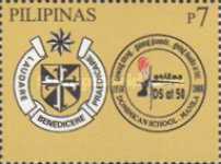 [The 50th Anniversary of the Domonican School - Manila, Typ HWB]