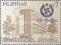 [The 50th Anniversary of the Domonican School - Manila, Typ HWC]