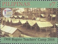 [The 100th Anniversary of the Baguio Teacher's Camp, Typ HWU]