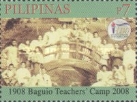 [The 100th Anniversary of the Baguio Teacher's Camp, Typ HWV]