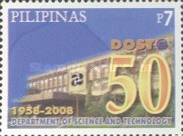 [The 50th Anniversary of DOST & PNRI, Typ HXI]