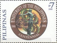 [The 100th Anniversary of the University of the Philippines, Typ HXN]
